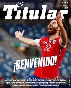 01 ben brereton chile la roja bolivia gol diario titular tapa portada